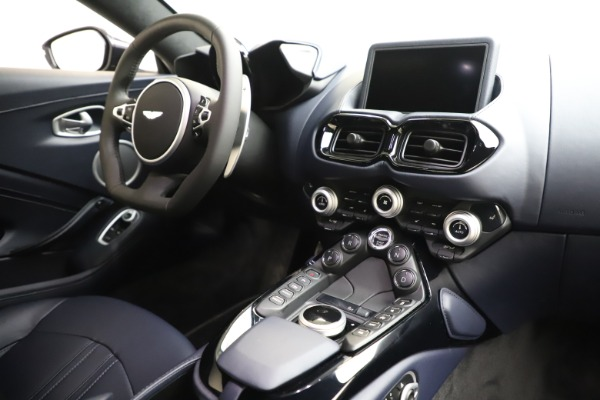 New 2020 Aston Martin Vantage Coupe for sale $177,609 at Bentley Greenwich in Greenwich CT 06830 16