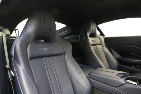 New 2020 Aston Martin Vantage Coupe for sale $177,609 at Bentley Greenwich in Greenwich CT 06830 17