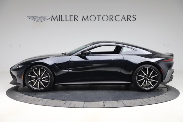 New 2020 Aston Martin Vantage Coupe for sale $177,609 at Bentley Greenwich in Greenwich CT 06830 2