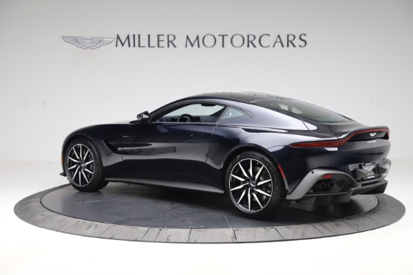 New 2020 Aston Martin Vantage Coupe for sale $177,609 at Bentley Greenwich in Greenwich CT 06830 3