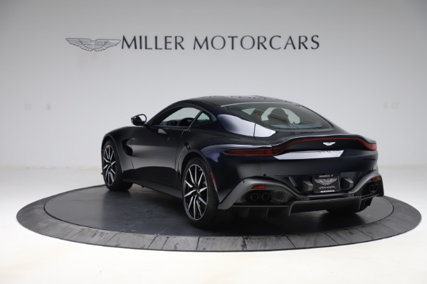 New 2020 Aston Martin Vantage Coupe for sale $177,609 at Bentley Greenwich in Greenwich CT 06830 4