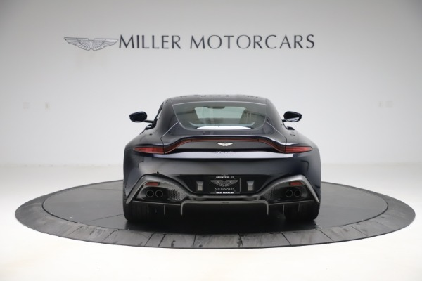 New 2020 Aston Martin Vantage Coupe for sale $177,609 at Bentley Greenwich in Greenwich CT 06830 5