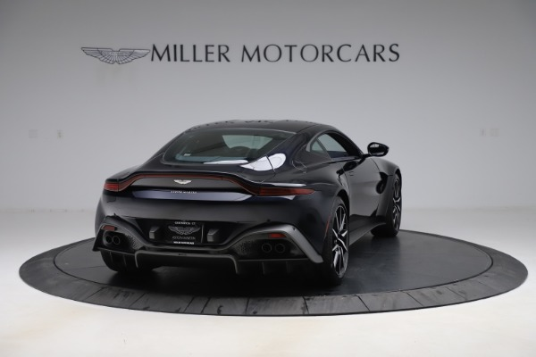 New 2020 Aston Martin Vantage Coupe for sale $177,609 at Bentley Greenwich in Greenwich CT 06830 6