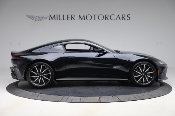 New 2020 Aston Martin Vantage Coupe for sale $177,609 at Bentley Greenwich in Greenwich CT 06830 8