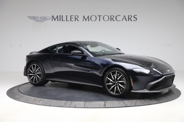 New 2020 Aston Martin Vantage Coupe for sale $177,609 at Bentley Greenwich in Greenwich CT 06830 9