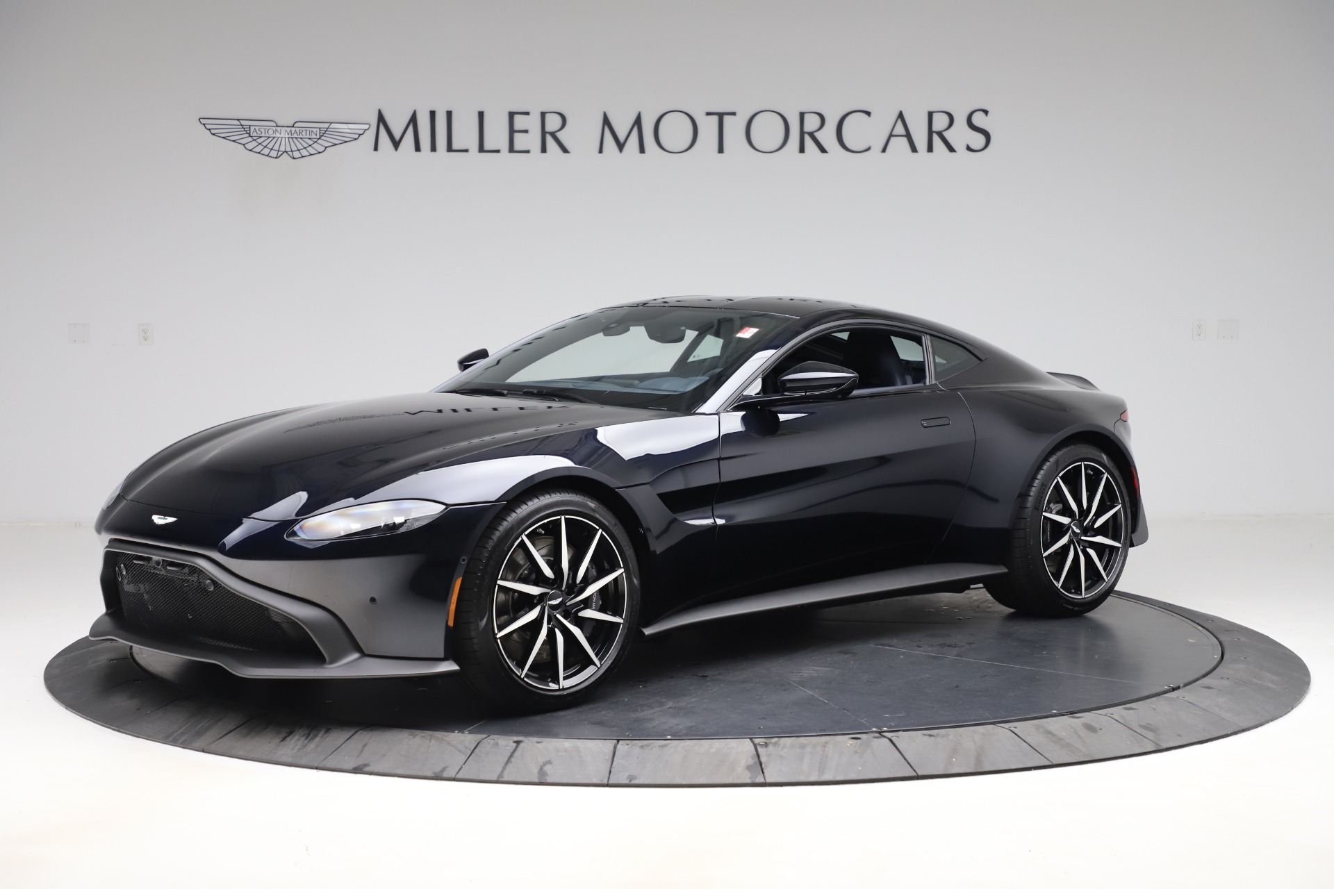 New 2020 Aston Martin Vantage Coupe for sale $177,609 at Bentley Greenwich in Greenwich CT 06830 1