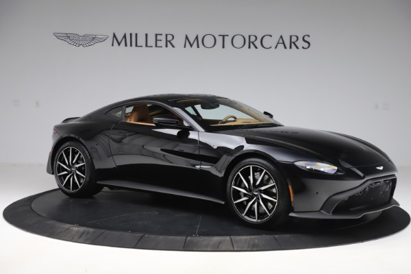 New 2020 Aston Martin Vantage Coupe for sale $183,954 at Bentley Greenwich in Greenwich CT 06830 10