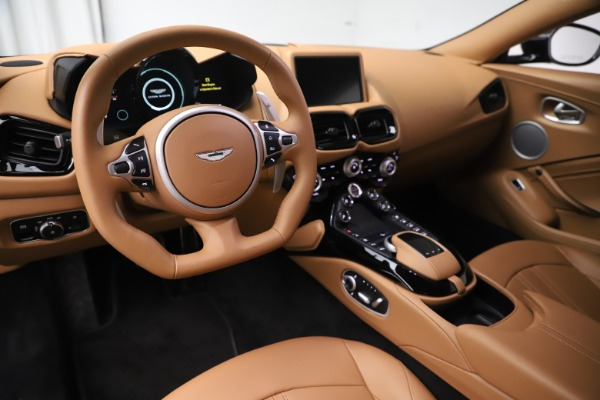 New 2020 Aston Martin Vantage Coupe for sale $183,954 at Bentley Greenwich in Greenwich CT 06830 13
