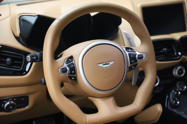 New 2020 Aston Martin Vantage Coupe for sale Sold at Bentley Greenwich in Greenwich CT 06830 16