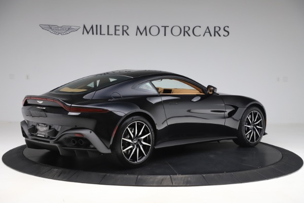 New 2020 Aston Martin Vantage Coupe for sale $183,954 at Bentley Greenwich in Greenwich CT 06830 8