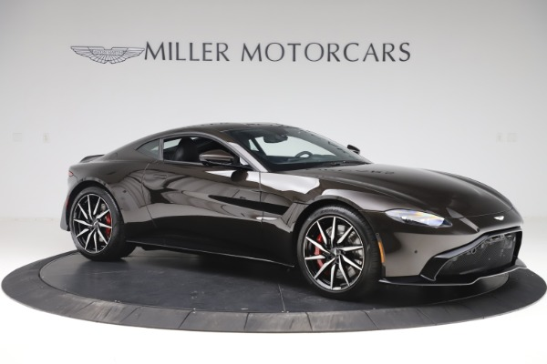 New 2020 Aston Martin Vantage Coupe for sale $184,787 at Bentley Greenwich in Greenwich CT 06830 10