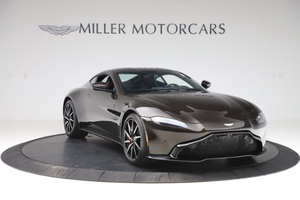 New 2020 Aston Martin Vantage for sale $184,787 at Bentley Greenwich in Greenwich CT 06830 11