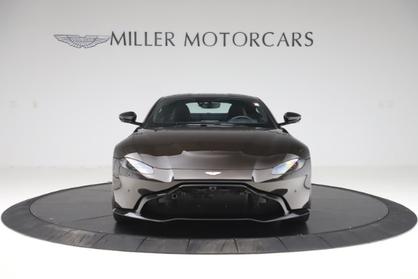 New 2020 Aston Martin Vantage Coupe for sale $184,787 at Bentley Greenwich in Greenwich CT 06830 12