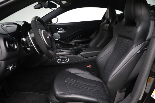 New 2020 Aston Martin Vantage Coupe for sale $184,787 at Bentley Greenwich in Greenwich CT 06830 14