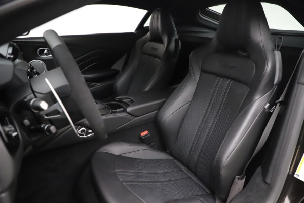 New 2020 Aston Martin Vantage for sale $184,787 at Bentley Greenwich in Greenwich CT 06830 15
