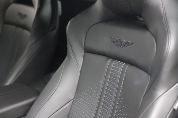 New 2020 Aston Martin Vantage for sale $184,787 at Bentley Greenwich in Greenwich CT 06830 16