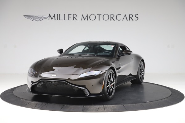 New 2020 Aston Martin Vantage Coupe for sale $184,787 at Bentley Greenwich in Greenwich CT 06830 2