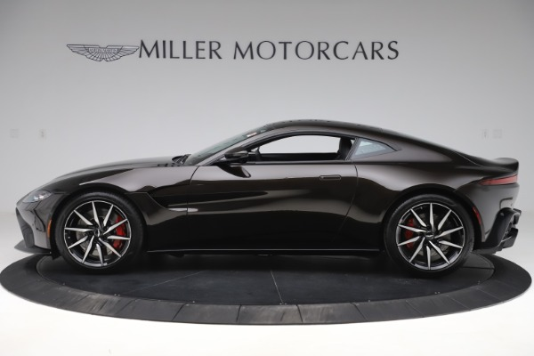 New 2020 Aston Martin Vantage for sale $184,787 at Bentley Greenwich in Greenwich CT 06830 3