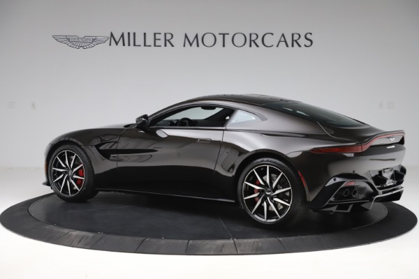New 2020 Aston Martin Vantage Coupe for sale $184,787 at Bentley Greenwich in Greenwich CT 06830 4