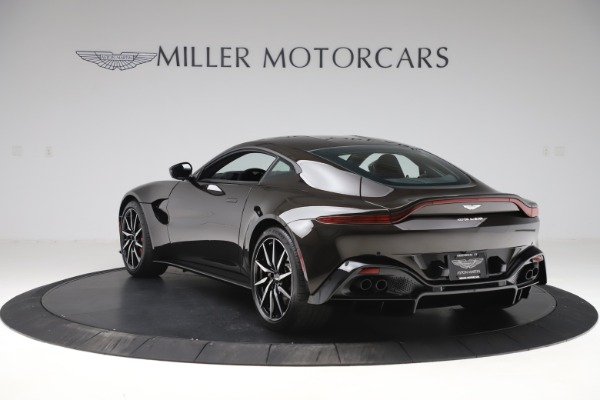 New 2020 Aston Martin Vantage for sale $184,787 at Bentley Greenwich in Greenwich CT 06830 5