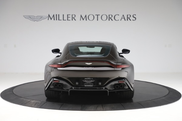 New 2020 Aston Martin Vantage for sale $184,787 at Bentley Greenwich in Greenwich CT 06830 6