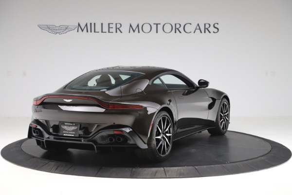 New 2020 Aston Martin Vantage for sale $184,787 at Bentley Greenwich in Greenwich CT 06830 7