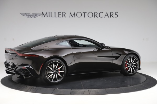 New 2020 Aston Martin Vantage for sale $184,787 at Bentley Greenwich in Greenwich CT 06830 8