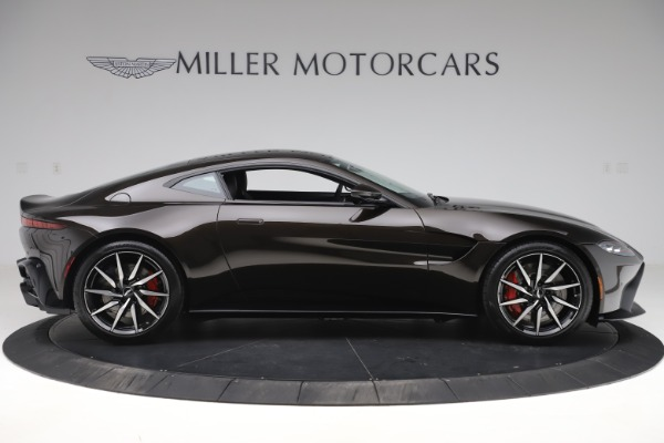 New 2020 Aston Martin Vantage Coupe for sale $184,787 at Bentley Greenwich in Greenwich CT 06830 9