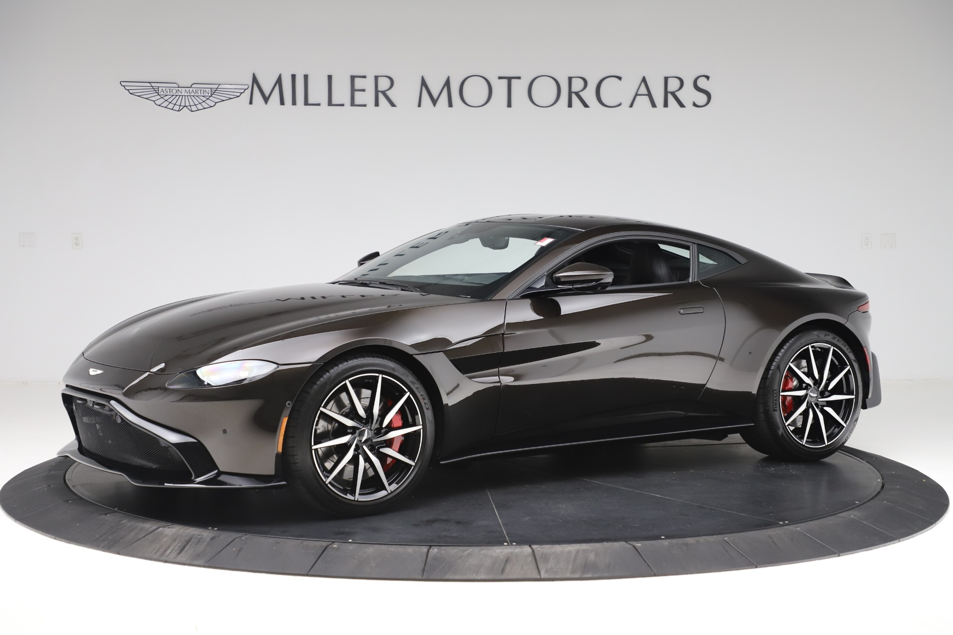 New 2020 Aston Martin Vantage for sale $184,787 at Bentley Greenwich in Greenwich CT 06830 1