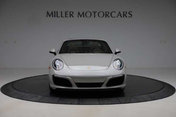 Used 2018 Porsche 911 Targa 4S for sale $134,900 at Bentley Greenwich in Greenwich CT 06830 16