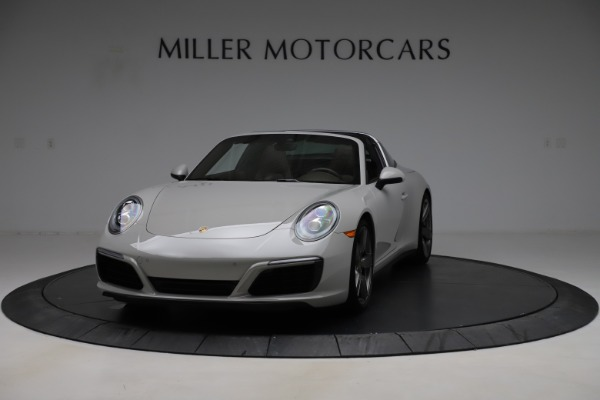Used 2018 Porsche 911 Targa 4S for sale $134,900 at Bentley Greenwich in Greenwich CT 06830 2