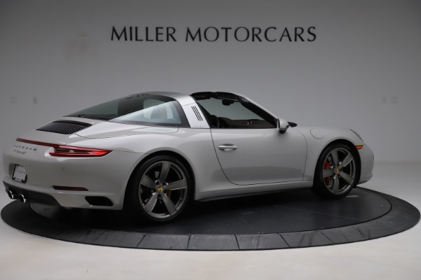 Used 2018 Porsche 911 Targa 4S for sale $134,900 at Bentley Greenwich in Greenwich CT 06830 8