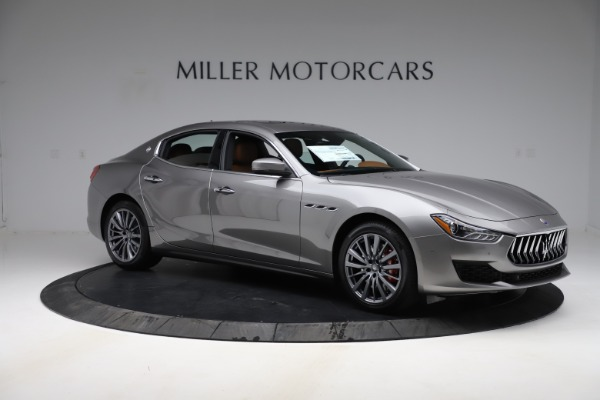 New 2020 Maserati Ghibli S Q4 for sale $79,985 at Bentley Greenwich in Greenwich CT 06830 10
