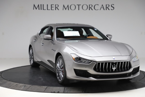 New 2020 Maserati Ghibli S Q4 for sale $79,985 at Bentley Greenwich in Greenwich CT 06830 11