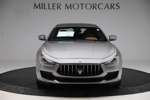 New 2020 Maserati Ghibli S Q4 for sale $79,985 at Bentley Greenwich in Greenwich CT 06830 12