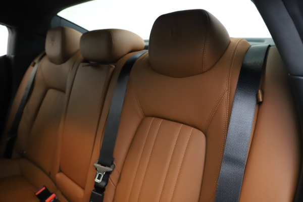 New 2020 Maserati Ghibli S Q4 for sale $79,985 at Bentley Greenwich in Greenwich CT 06830 18