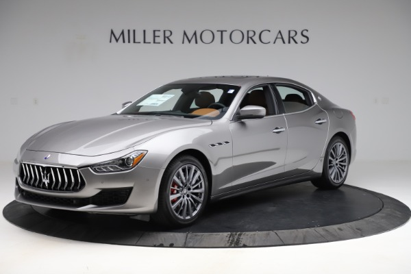 New 2020 Maserati Ghibli S Q4 for sale $79,985 at Bentley Greenwich in Greenwich CT 06830 2