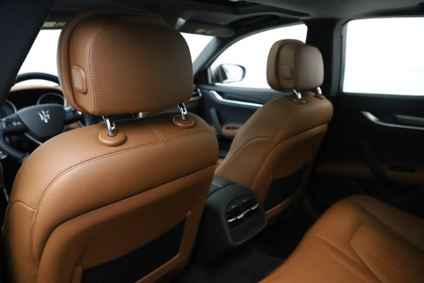 New 2020 Maserati Ghibli S Q4 for sale $79,985 at Bentley Greenwich in Greenwich CT 06830 20