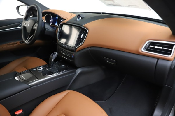 New 2020 Maserati Ghibli S Q4 for sale $79,985 at Bentley Greenwich in Greenwich CT 06830 22