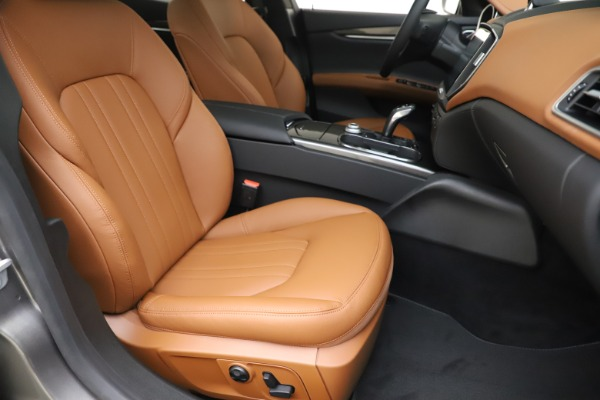 New 2020 Maserati Ghibli S Q4 for sale $79,985 at Bentley Greenwich in Greenwich CT 06830 24