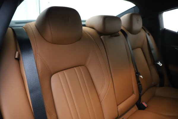 New 2020 Maserati Ghibli S Q4 for sale $79,985 at Bentley Greenwich in Greenwich CT 06830 26