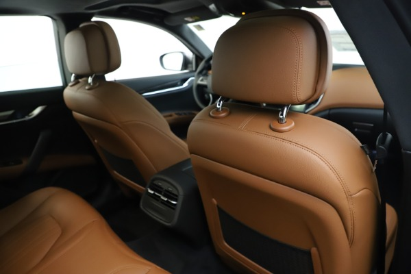New 2020 Maserati Ghibli S Q4 for sale $79,985 at Bentley Greenwich in Greenwich CT 06830 28