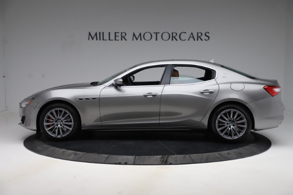 New 2020 Maserati Ghibli S Q4 for sale $79,985 at Bentley Greenwich in Greenwich CT 06830 3