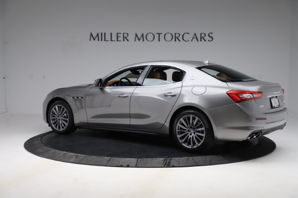 New 2020 Maserati Ghibli S Q4 for sale $79,985 at Bentley Greenwich in Greenwich CT 06830 4
