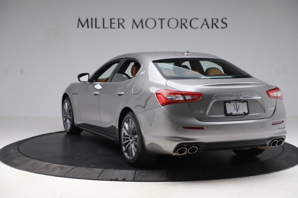 New 2020 Maserati Ghibli S Q4 for sale $79,985 at Bentley Greenwich in Greenwich CT 06830 5