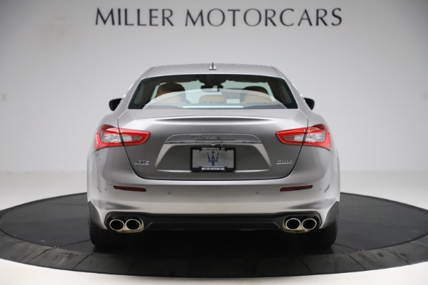 New 2020 Maserati Ghibli S Q4 for sale $79,985 at Bentley Greenwich in Greenwich CT 06830 6
