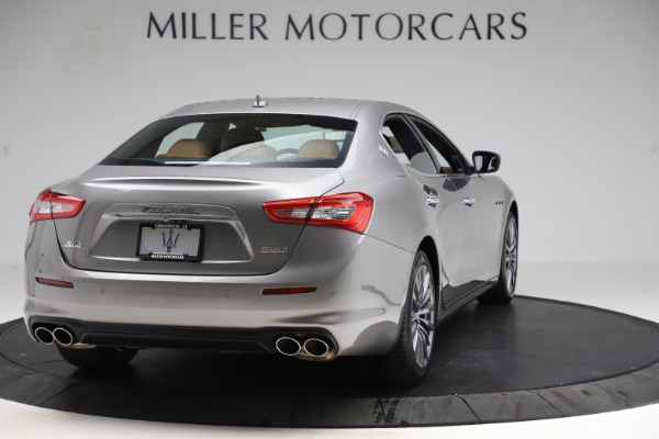New 2020 Maserati Ghibli S Q4 for sale $79,985 at Bentley Greenwich in Greenwich CT 06830 7