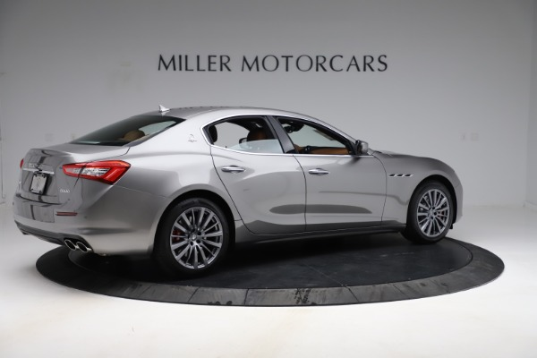 New 2020 Maserati Ghibli S Q4 for sale $79,985 at Bentley Greenwich in Greenwich CT 06830 8