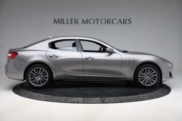 New 2020 Maserati Ghibli S Q4 for sale $79,985 at Bentley Greenwich in Greenwich CT 06830 9
