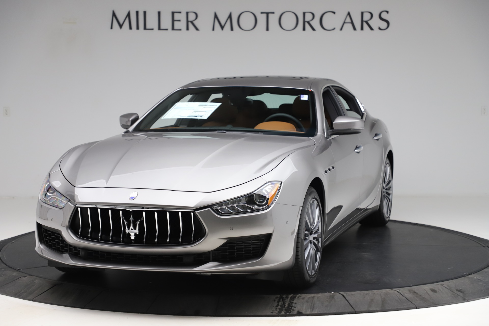 New 2020 Maserati Ghibli S Q4 for sale $79,985 at Bentley Greenwich in Greenwich CT 06830 1